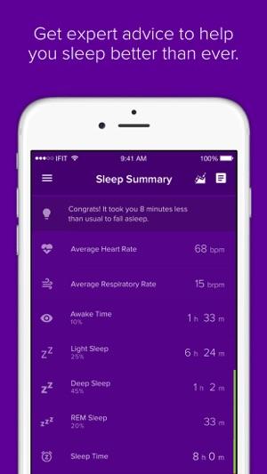 iFit Sleep on the App Store