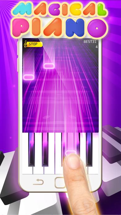 マジカルピアノのおすすめ画像1