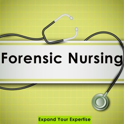 Forensic Nursing Test Bank & Exam Review App : 800 Study Notes, flashcards, Concepts & Practice Quiz