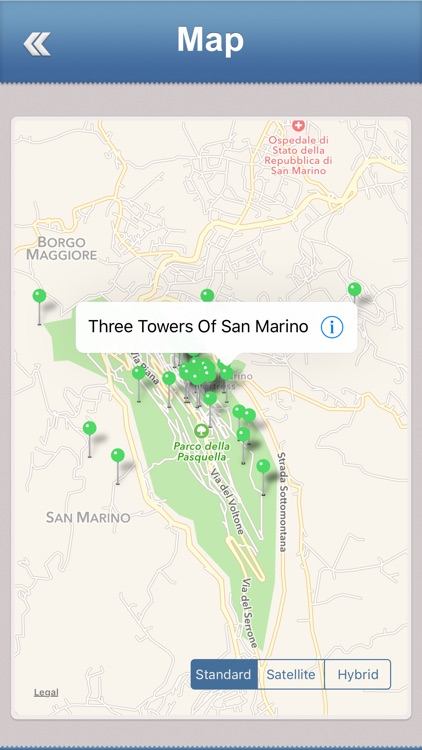 San Marino Offline Travel Guide screenshot-3