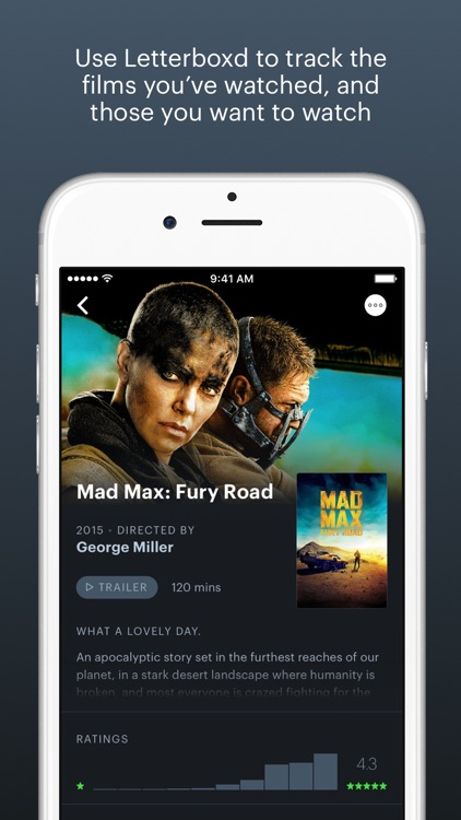 Letterboxd – The social network for film lovers