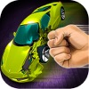Simulator Crash Sport Car 3D