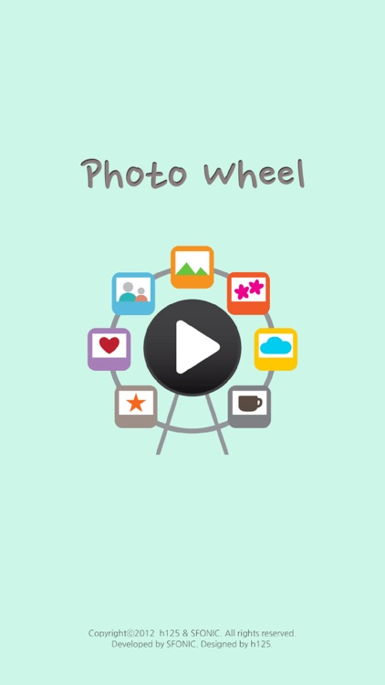 Photo Wheel Album