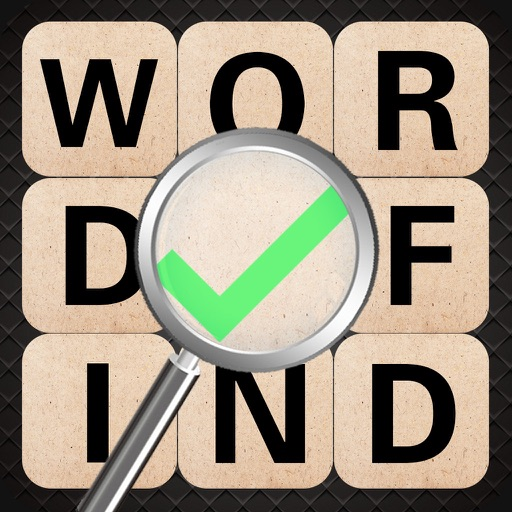 Word Find - Guess The Cross Words Brain Training