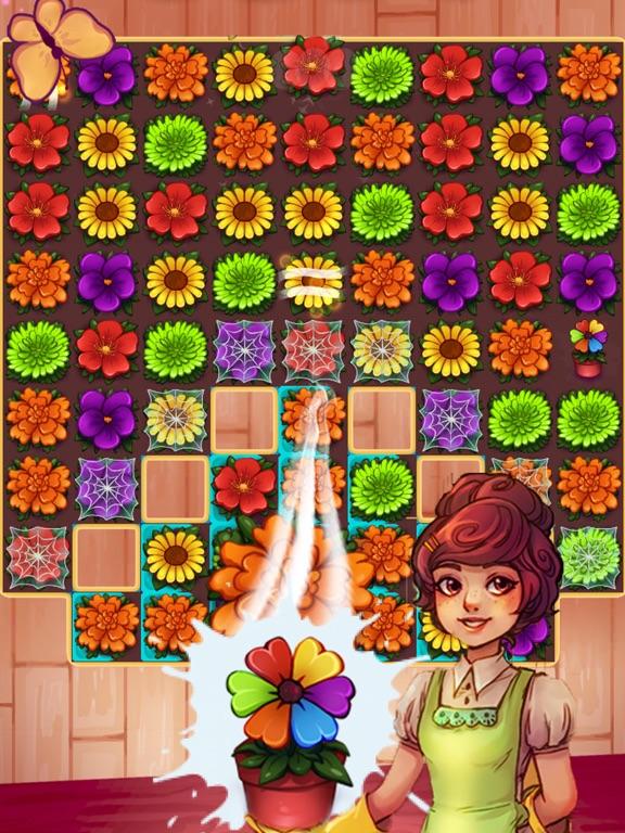 Blossom Jam: Flower Shop-ipad-3