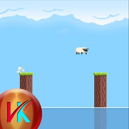 Jumping Sheep Skill Game