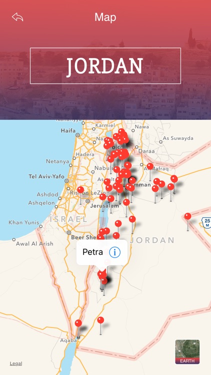 Jordan Tourist Guide screenshot-3