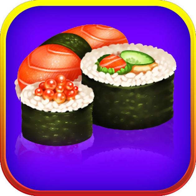 Cuisine sushi maker c l bre cuisine japonaise dans l app for Apprendre cuisine japonaise