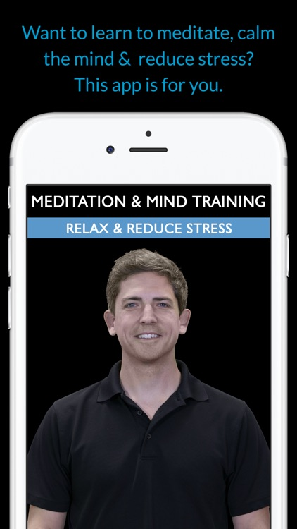 Meditation & Mind Training: Relax & Reduce Stress screenshot-0