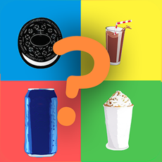 Activities of Food Logo Quiz - Guess your favourite food