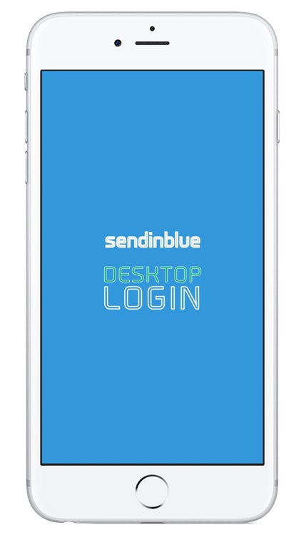 DESKTOP LOGIN for sendinblue