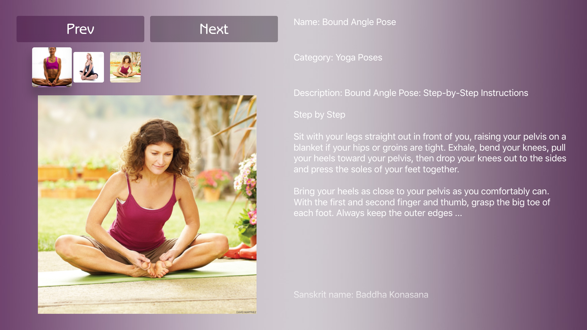 Yoga Match Game screenshot 13