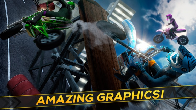 Downhill Super Bike Racing 3D | Motorcycle Hill Climb Game For Free