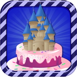 Princess Palace Cake maker - Bake a cake in this crazy chef parlour & desserts cooking game