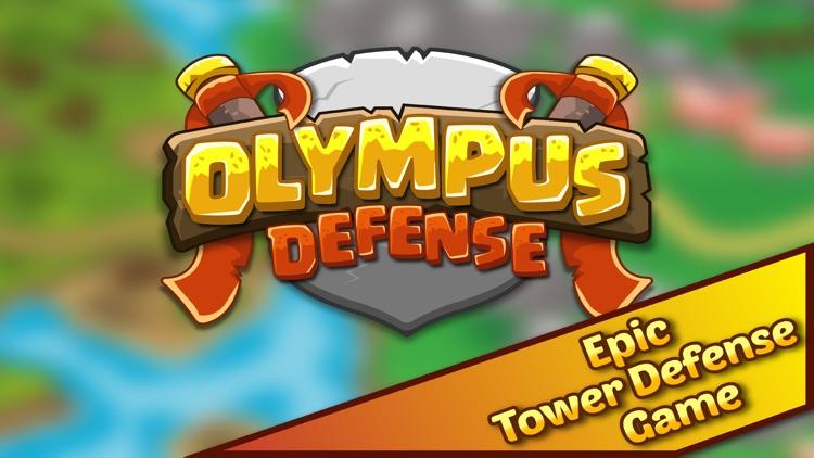 Olympus Defense TD. Fury Rome Gods Rising In Divine Dawn Strategy