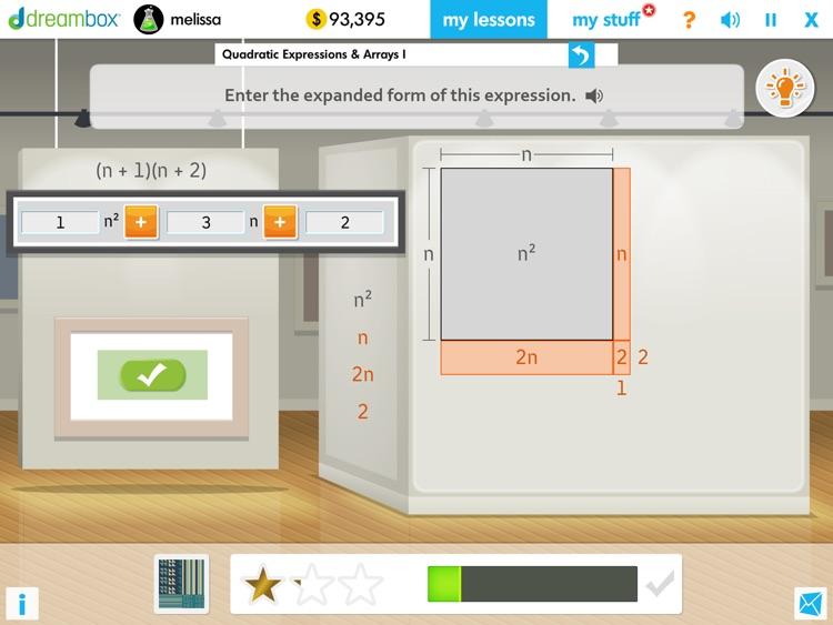 DreamBox Math Blue screenshot-4