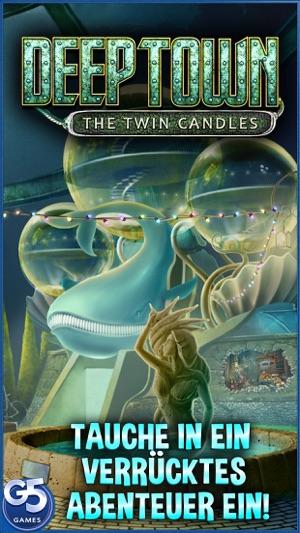 Deep Town: The Twin Candles (Full) Screenshot