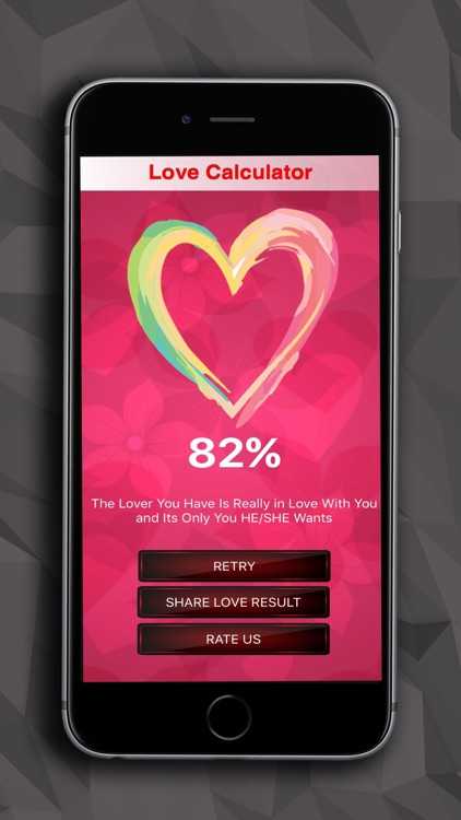 Love Calculator Prank - Find Out Affection and Love For Yourself With Prank Love Calculator screenshot-3