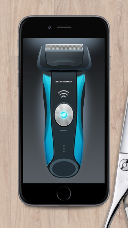 Trimmer - Prank Friend With Electric Razor App screenshot-3