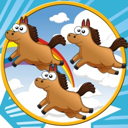 horses for good kids - free game