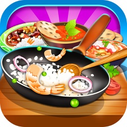 Asian Food Maker Salon - Fun School Lunch Making & Cooking Games for Boys Girls!
