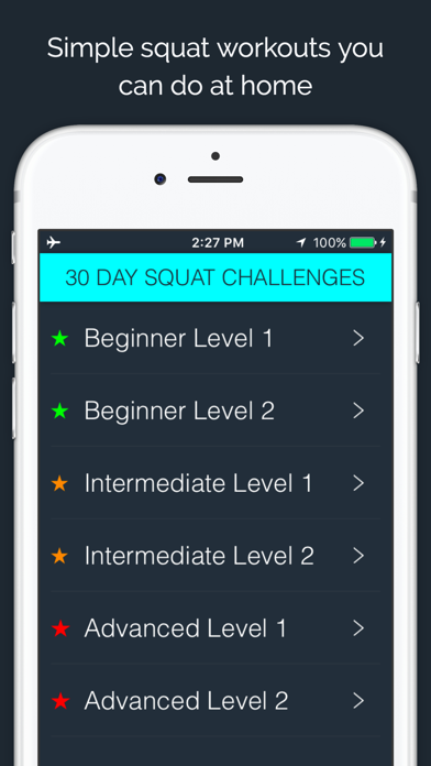 30 Day - Squat Challenge