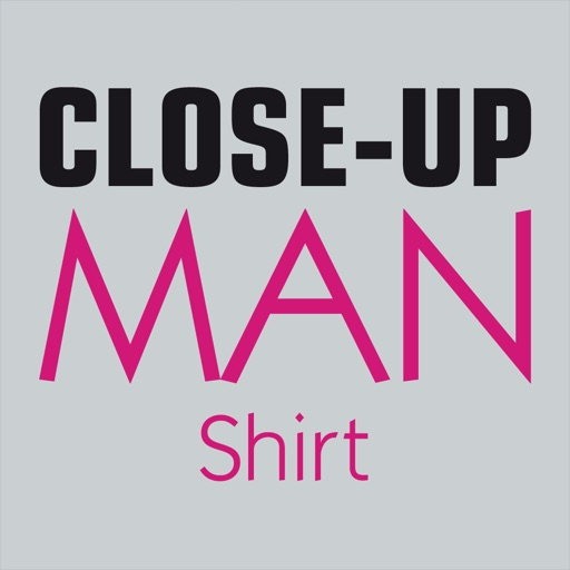 Close-Up Man Shirt