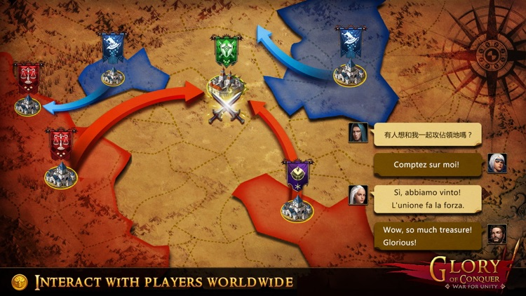 Glory of Conquer: War for Unity