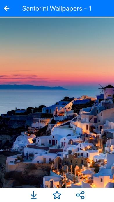 Screenshot 10 For Santorini Wallpapers