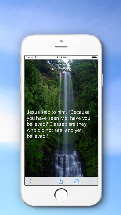 Scripture of the Day (NASB Version) screenshot-3