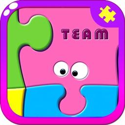 休闲拼图游戏(免费单机游戏)-女生儿童游戏大全