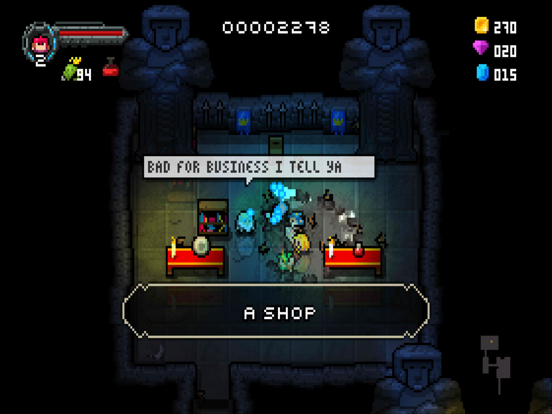 Screenshot #6 pour Heroes of Loot 2