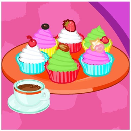 Chocolate Cupcake Maker Game