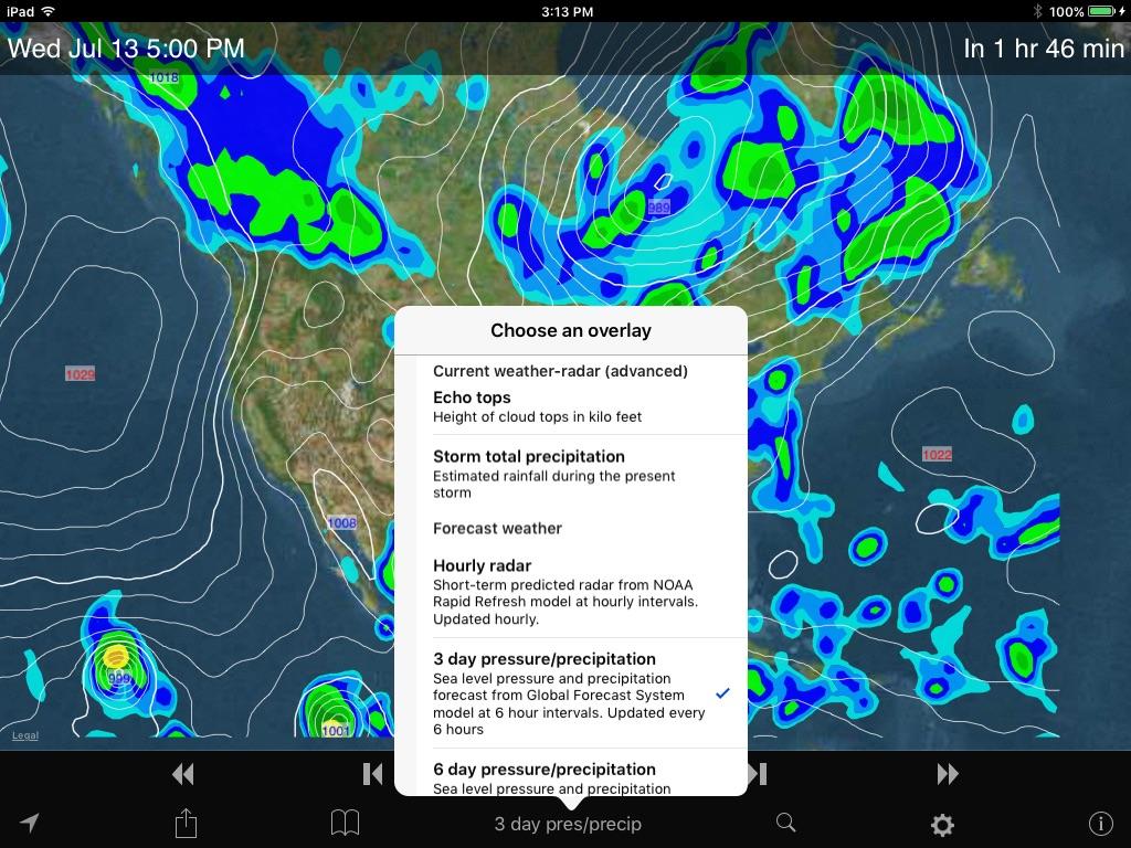 NOAA SuperRes Radar US - HD Weather Radar and Forecasts