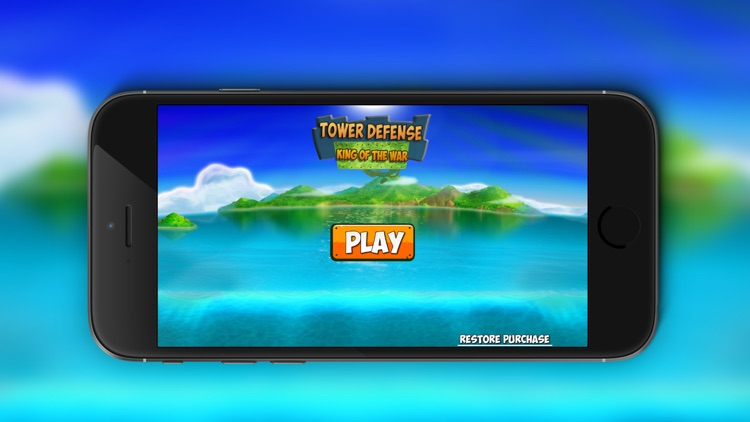 Tower Defense : King Of The War