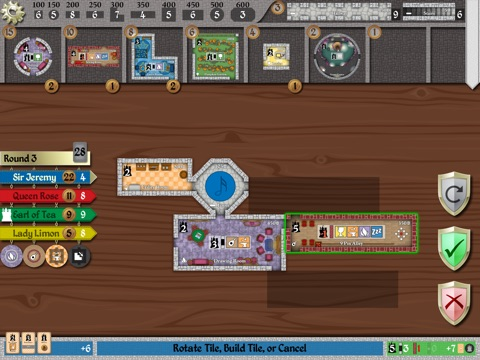 Board Game Castles Of Mad King Ludwig For iOS Ties Lowest Price In Two Months