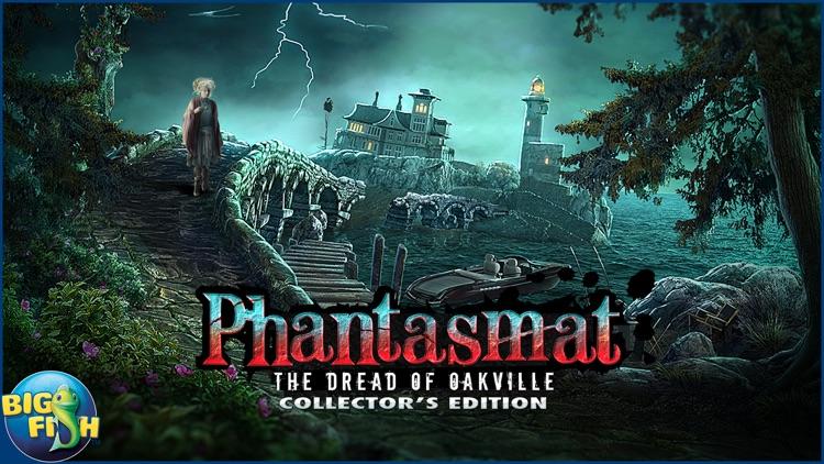 Phantasmat: The Dread of Oakville - A Mystery Hidden Object Game screenshot-4