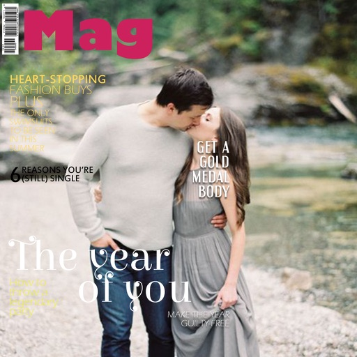 Magazin Photo Frame - Free Pic and Photo Filter