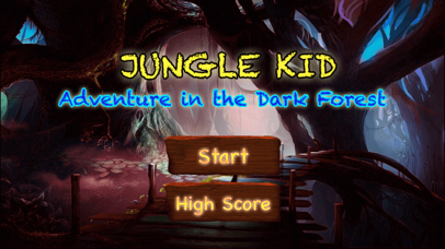 Jungle Kid - Adventure in the Dark Forest 1.0 IOS