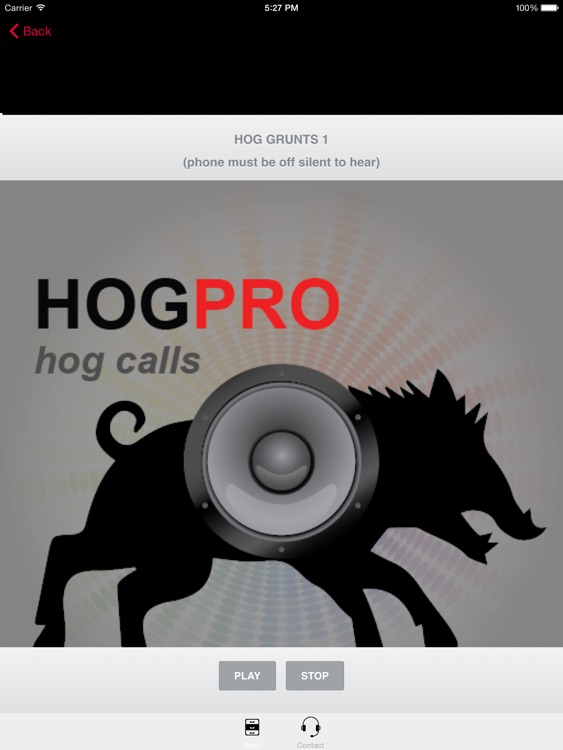 REAL Hog Calls & Hog Sounds for Hunting + Boar Calls screenshot-0