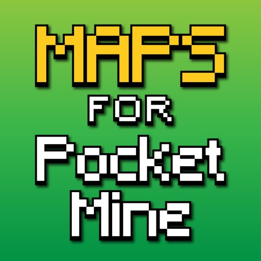 Maps Guide for Minecraft PE icon