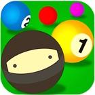Pool Ninja - 8 ball billiards icon