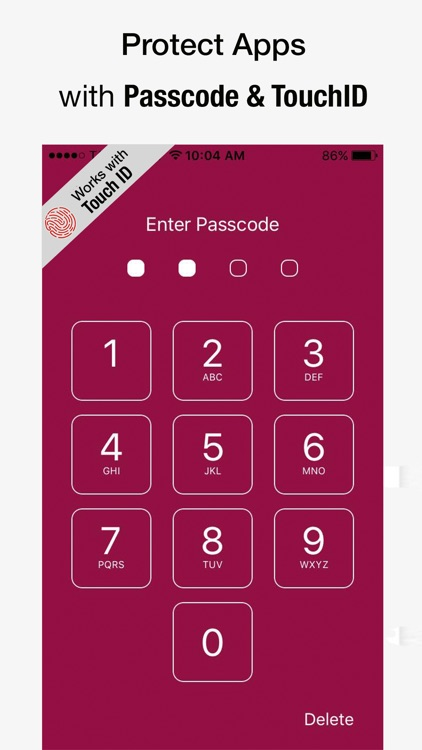 AppLock - For Social Networks and Email