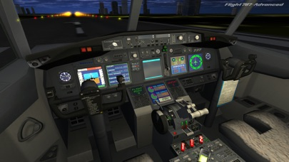 Screenshot for Flight 787 - Advanced in Turkey App Store