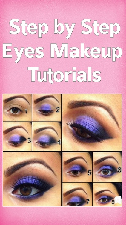 Eye Makeup Pro - Step by Step Makeup Tutorials