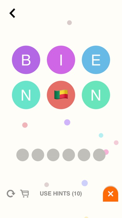 Flagbubbles! - Country Flag Word Whizzle Ruzzle Bubble Games-0