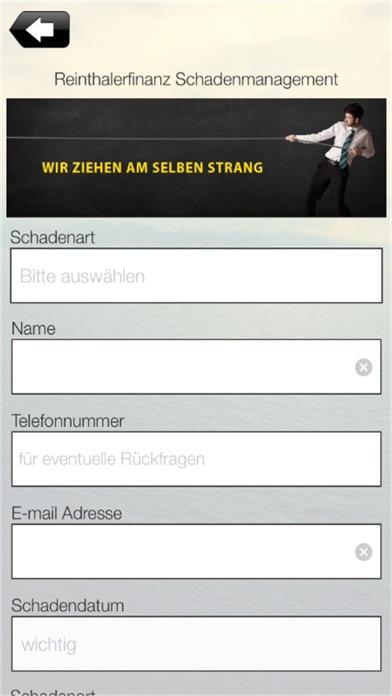 ReinthalerFinanzScreenshot von 3