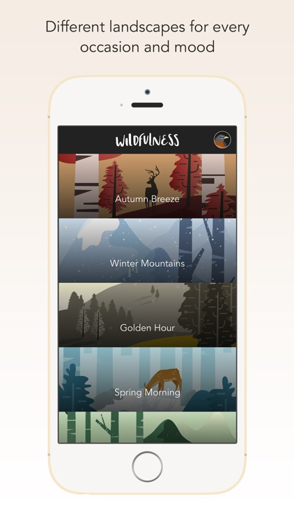 Wildfulness - Unwind in nature and calm your mind screenshot-0
