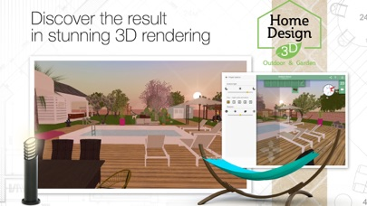 Screenshot #10 for Home Design 3D Outdoor&Garden