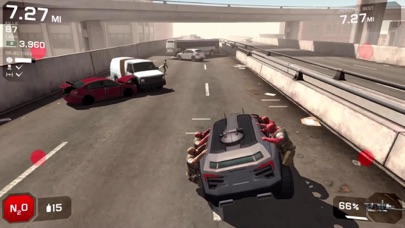 生存への道:無料ゾンビキル高速道路のレース&撮影戦争ゲームのおすすめ画像2